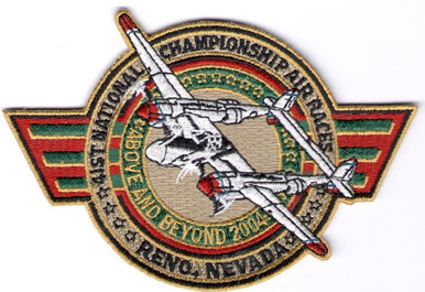 2004 Official Patch
