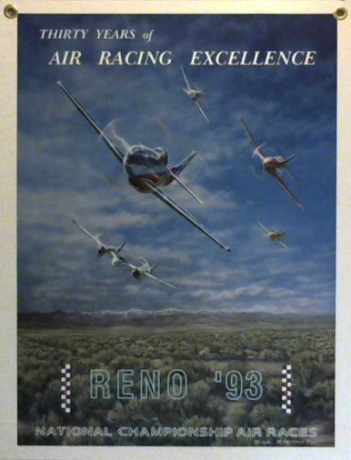 1993 Official Poster