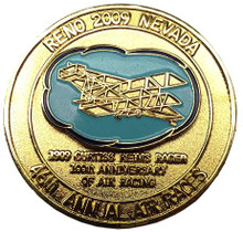 2009 Official 46th Annual Event Pin