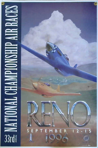 1996 Official Poster