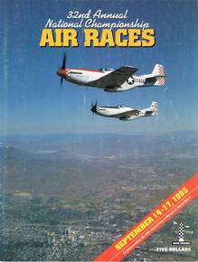 1995 Official Program