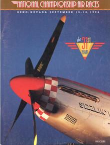 1994 Official Program