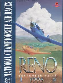 1996 Official Program
