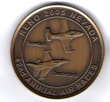 2005-42nd Annual Event Bronze Coin