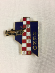 1996 Official Pylon Pin