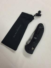 Benchmade Knife black