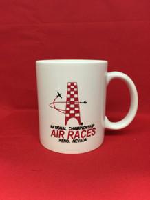 Coffee Mug white with pylon logo