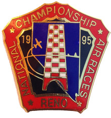 1995 Official Pylon Pin