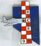 1999 Official Pylon Pin