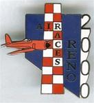 2000 Official Pylon Pin