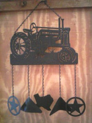 Tractor Windchime