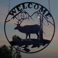 Mountain Buck Welcome