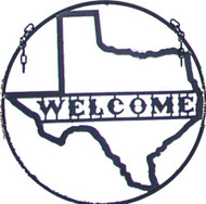 Texas Style Welcome