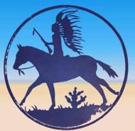 Native American Warrior