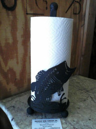 Fish Paper Towel Holder