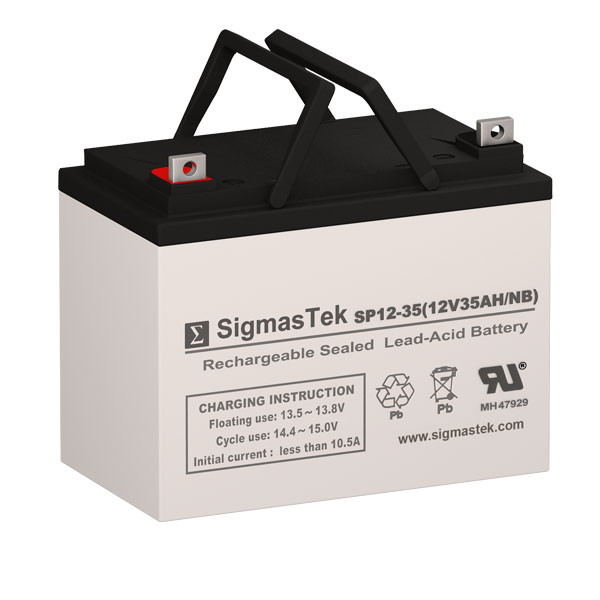 Simplicity Broadmoor 18h Battery Replacement Battery Store
