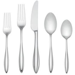 Lenox Sculpt Flatware Set