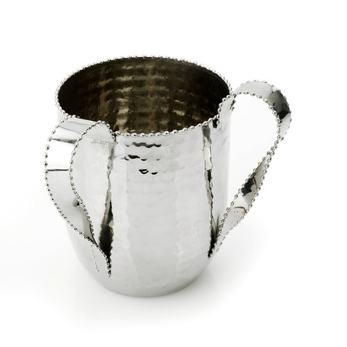 Classic Touch Beaded Wash Cup