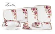 Lorenzo Loretta Dinnerware Set
