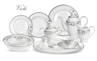 Lorenzo Viola 57 Pc. Dinnerware Set
