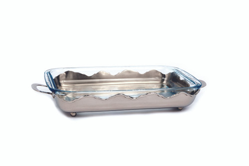Crown Rectangular Baker
