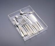 Acrylic Silverware Organizer
