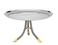 Godinger Cable Cake Stand (82306)