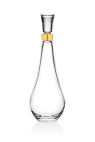 Godinger Molten Gold Tall Decanter (99542 )