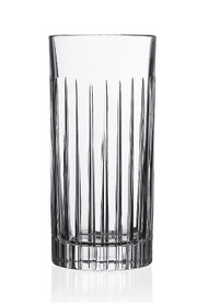 Lorenzo Timeless Crystal Highball Glass Set