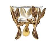 Godinger Laurel Glass Mini Bowl