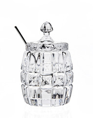 Godinger Jam Jar with Serving Spoon