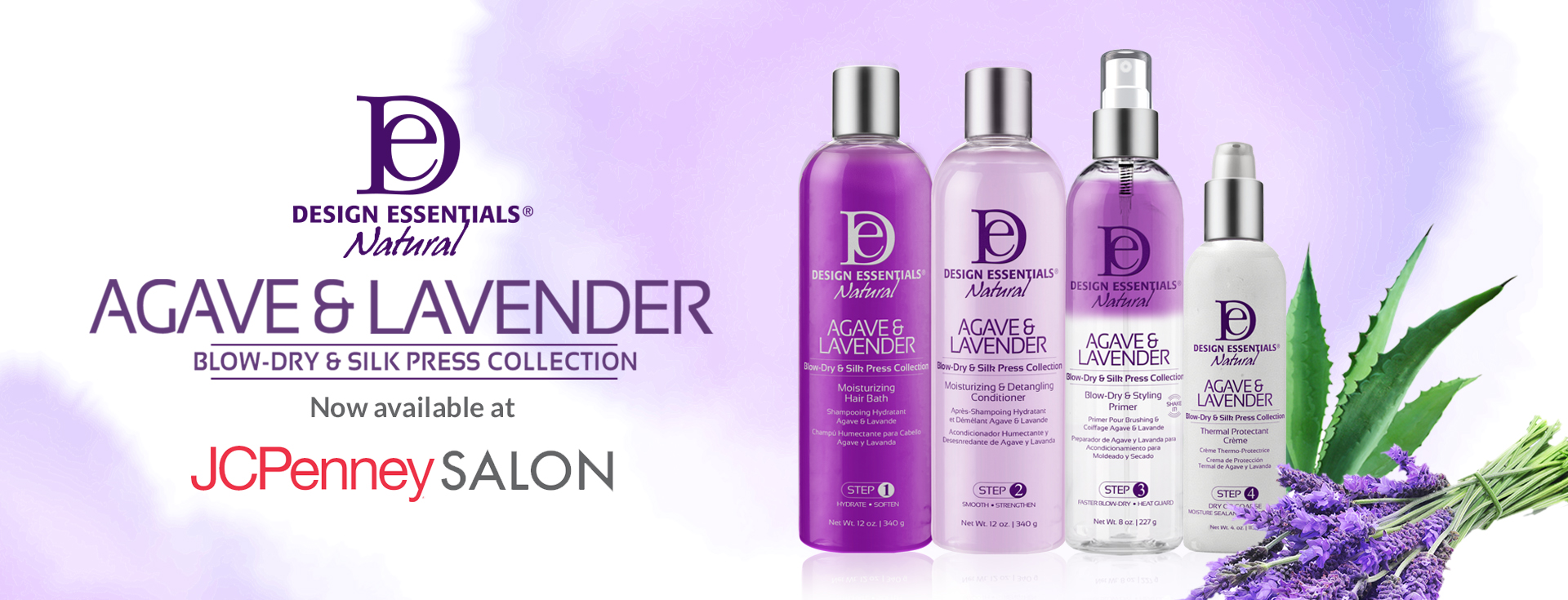Agave and Lavender Collection at JCP