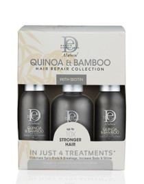 Quinoa & Bamboo Hair Repair Collection