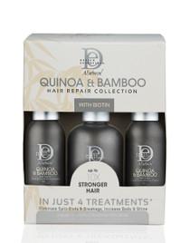 Quinoa & Bamboo Hair Repair Collection