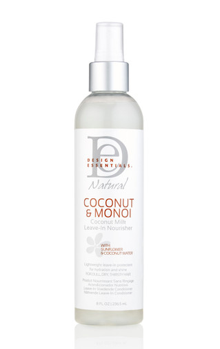 Coconut & Monoi Coconut Milk Leave-In Nourisher 8oz