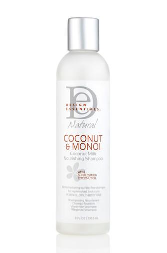 Coconut & Monoi Coconut Milk Nourishing Shampoo 8oz