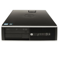 HP 8300 Elite SFF Desktop i5-3470, 4G RAM, 250G HDD, Win10 Pro, 12M