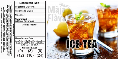 Ice Tea for the hot summer days?!