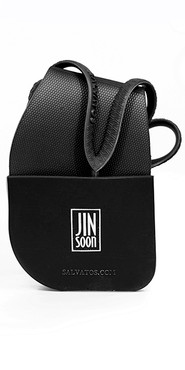 JINsoon PORTABLE FLIP FLOPS/ Black