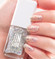 Absolute Glitz on nails with a bottle