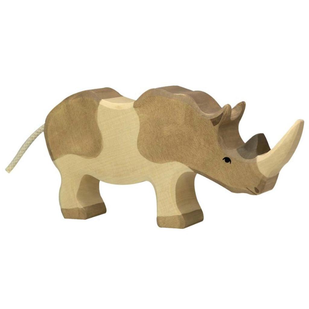 Rhinoceros Holztiger