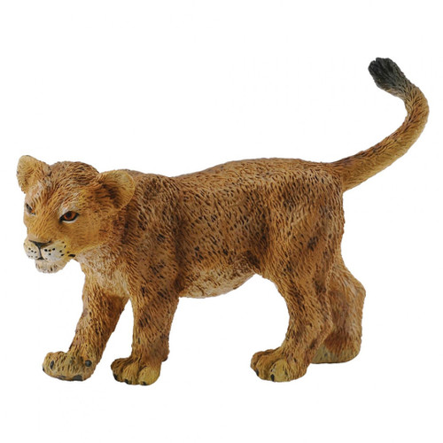 African Lion Cub Walking CollectA