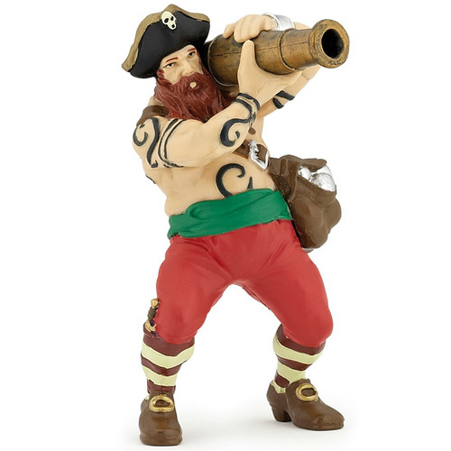 Cannon Pirate