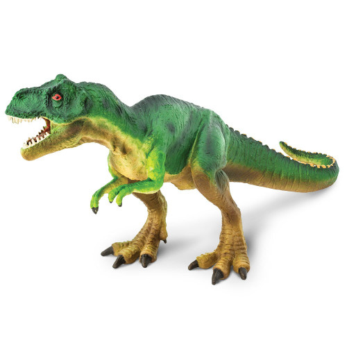 Tyrannosaurus Rex Green Safari