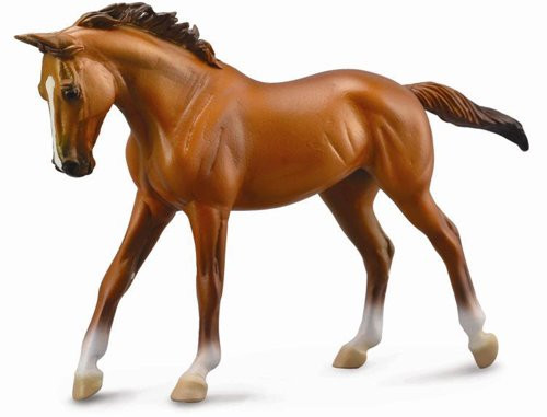 Thoroughbred Mare Chestnut CollectA