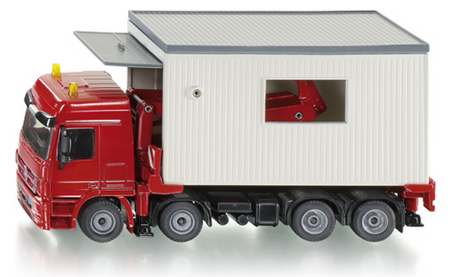 Truck with Removable Garage