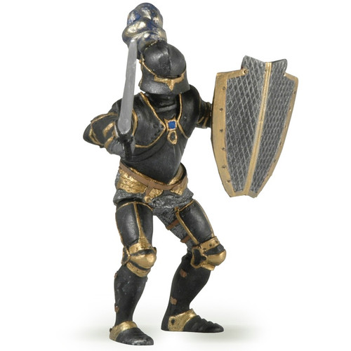 Armoured Knight Black