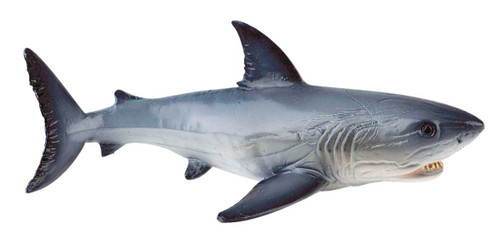 White Pointer Shark Bullyland