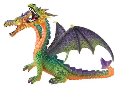 Dragon double headed