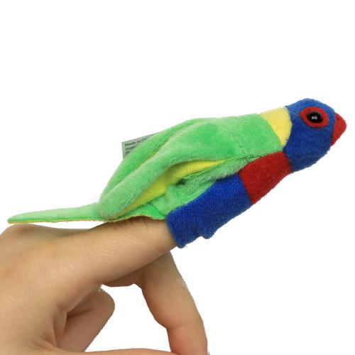 Lorikeet Finger Puppet